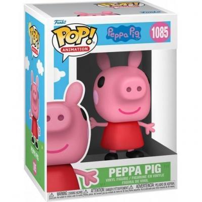 Peppa pig bobble head pop n 1085 peppa pig