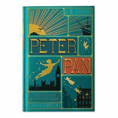 Peter pan edition minalima