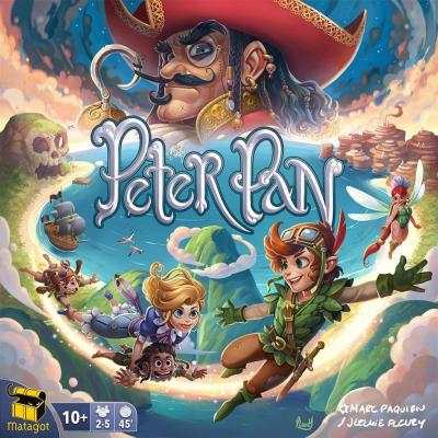 Peter pan le jeu de societe fr