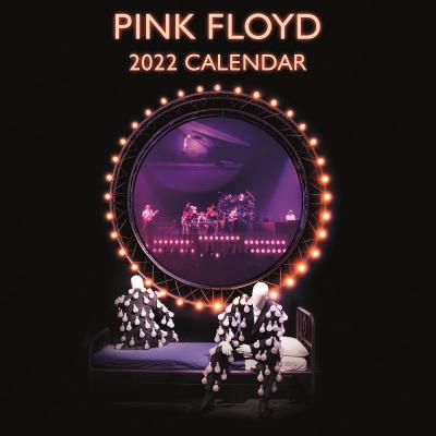 Pink floyd calendrier 2022 30x30cm