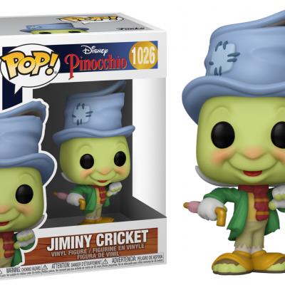 Pinocchio bobble head pop n 1026 street jiminy