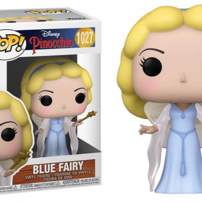 Pinocchio bobble head pop n 1027 blue fairy