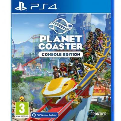 Planet coaster console edition next gen upgrade available
