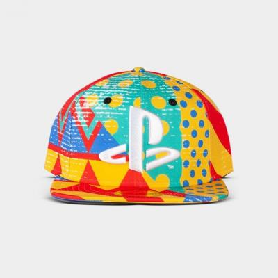 Playstation all over casquette