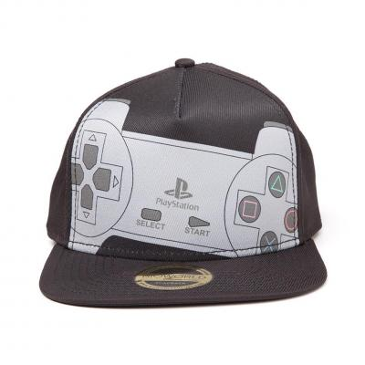 Playstation casquette snapback controller