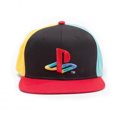 Playstation casquette snapback original logo