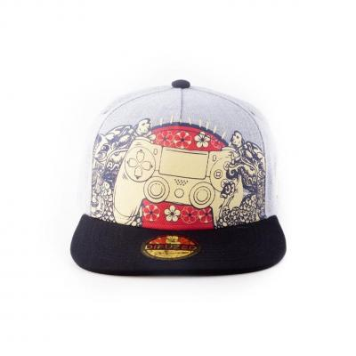 Playstation japanese style casquette