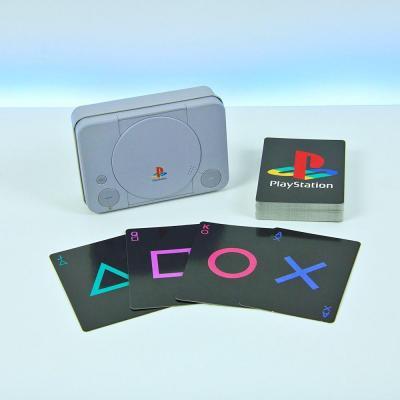 Playstation jeu de cartes