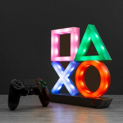 Playstation lampe icone xl