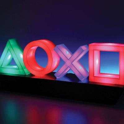 Playstation lampe usb symbole playstation