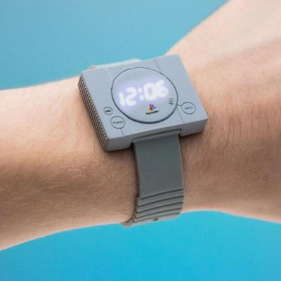 Playstation montre playstation