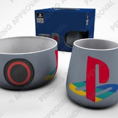 Playstation set petit dejeuner classic
