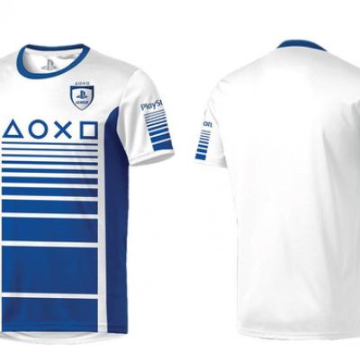 Playstation t shirt esport jersey playstation speed