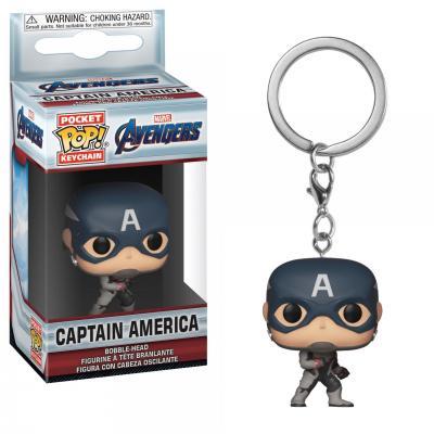 Pocket pop keychains avengers endgame captain america 1