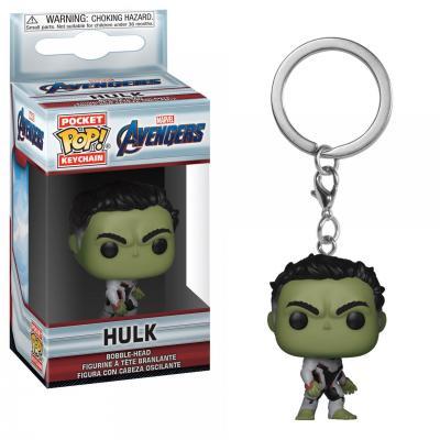 Pocket pop keychains avengers endgame hulk