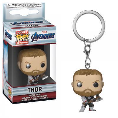 Pocket pop keychains avengers endgame thor