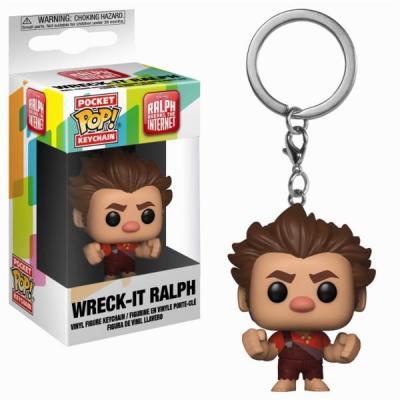 Pocket pop keychains disney wreck it ralph ralph