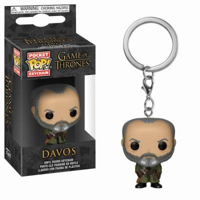 Pocket pop keychains game of thrones davos