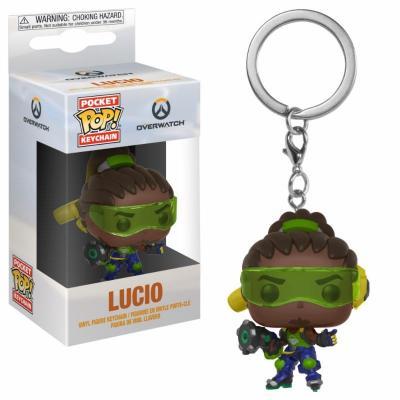 Pocket pop keychains overwatch lucio
