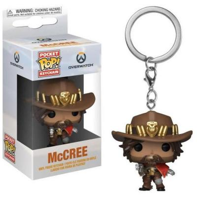 Pocket pop keychains overwatch mccree