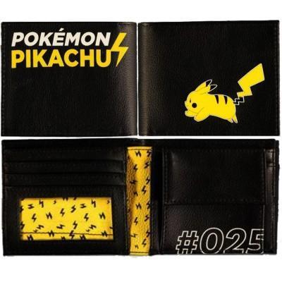 Pokemon 025 portefeuille