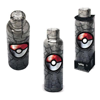 Pokemon bouteille en acier inoxydable 515ml