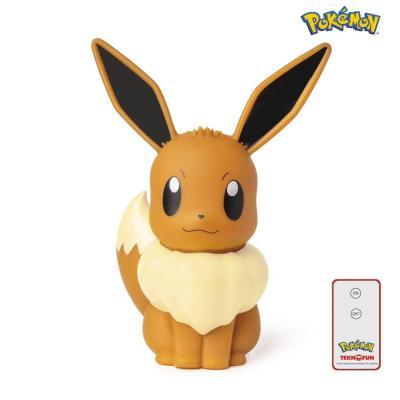 Pokemon evoli lampe led 30cm
