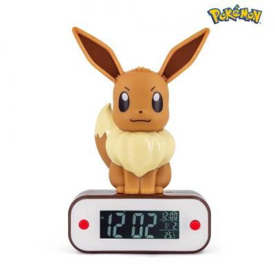 Pokemon evoli reveil avec lampe led