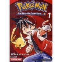 Pokemon la grande aventure tome 1