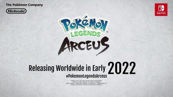 Pokemon legends arceus 1