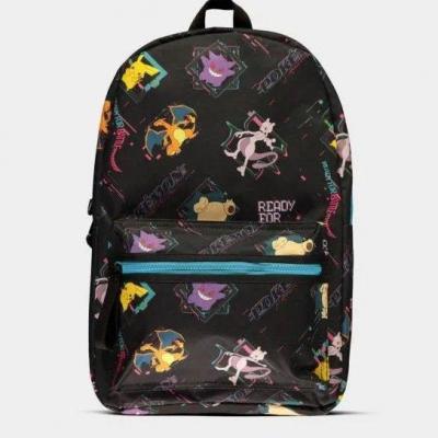 Pokemon mewtwo dracaufeu sac a dos
