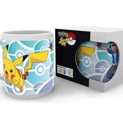 Pokemon mug 300 ml i choose you