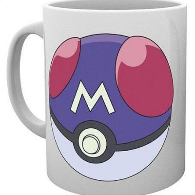Pokemon mug 300 ml master ball