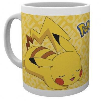 Pokemon mug 300 ml pikachu rest