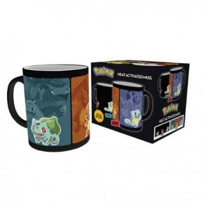 Pokemon mug thermoreactif 300 ml evolution