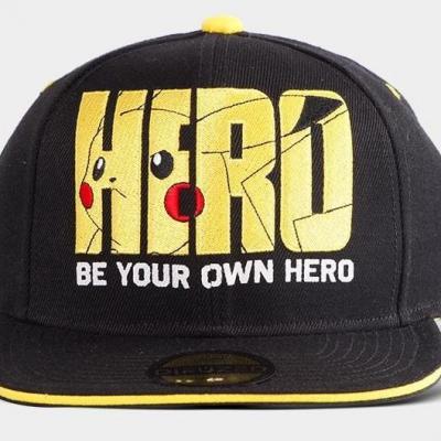 Pokemon olympics hero casquette