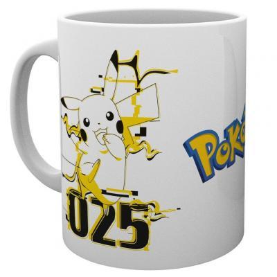 Pokemon pikachu 025 mug 300ml