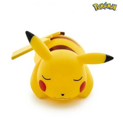Pokemon pikachu couche lampe led 25cm