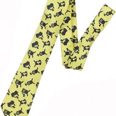 Pokemon pikachu cravate