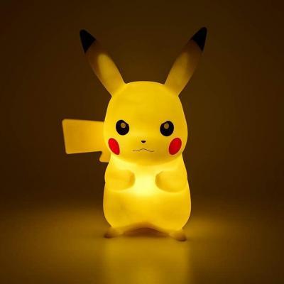 Pokemon pikachu fache lampe led 25cm
