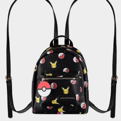 Pokemon pikachu mini sac a dos 1