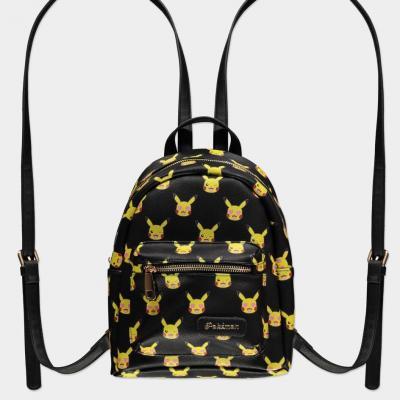 Pokemon pikachu mini sac a dos