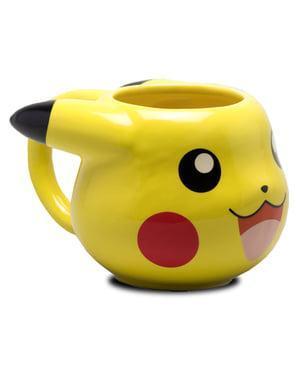 Pokemon pikachu mug 3d 320ml