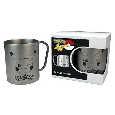 Pokemon pikachu mug mousqueton 240ml