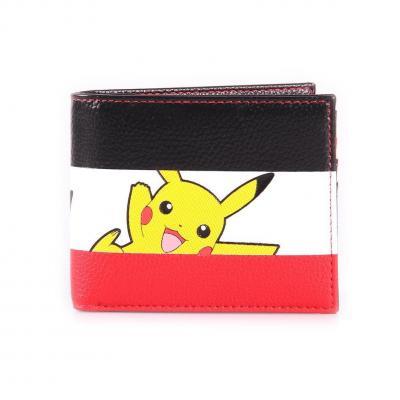 Pokemon pikachu portefeuille