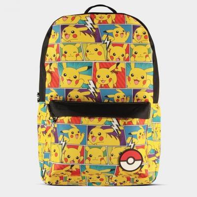 Pokemon pikachu sac a dos 6