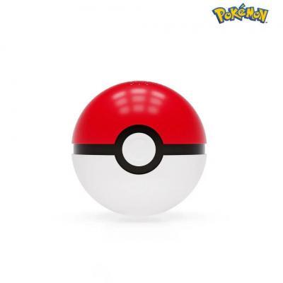 Pokemon pokeball haut parleur bluetooth aux