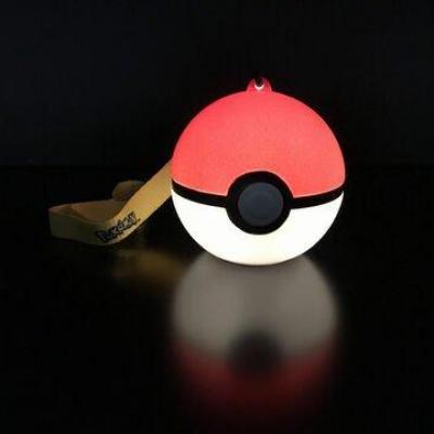 Pokemon pokeball lampe led 6cm