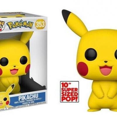 Pokemon pop n 353 pikachu 10 oversize