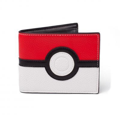 Pokemon portefeuille pokeball